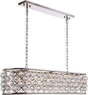 Urban Classic 1216G50PN-RC Madison Polished Nickel Island Lighting