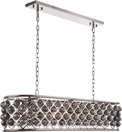 Urban Classic 1216G50PN-SS-RC Madison Polished Nickel Kitchen Island Lighting