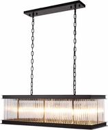 Urban Classic 1218G40MB Royale Mocha Brown Kitchen Island Light