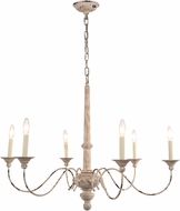 Urban Classic 1430G36GP Lisbon Gold Patina Chandelier Lighting