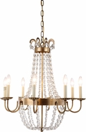 Urban Classic 1433D24BB Roma Burnished Brass Entryway Light Fixture