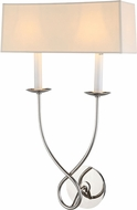 Urban Classic 1437W13PN Argyle Vintage Nickel Lighting Sconce