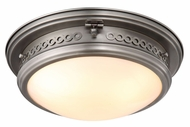 Urban Classic 1447F16VN Mallory Vintage Nickel Ceiling Light Fixture