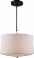 Urban Classic 1449D24BZ Manhattan Bronze Drum Pendant Light