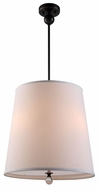 Urban Classic 1456D18BZ Afton Bronze Drum Drop Ceiling Lighting