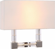 Urban Classic 1461W13PN Cristal Polished Nickel Wall Mounted Lamp