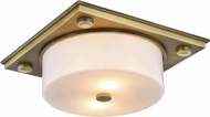 Urban Classic 1480F13BB Travis Burnished Brass Ceiling Light Fixture