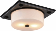 Urban Classic 1480F13BZ Travis Bronze Ceiling Lighting Fixture