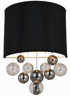 Urban Classic 1486W10BB Milan Modern Burnished Brass Wall Lighting Sconce