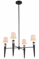 Urban Classic 1489G36BZ Olympia Bronze 36  Chandelier Lighting