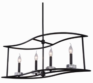 Urban Classic 1494D32VB Bjorn Vintage Bronze 32  Kitchen Island Light Fixture