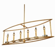 Urban Classic 1494G44GI Bjorn Golden Iron 44  Island Lighting