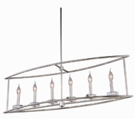 Urban Classic 1494G44PN Bjorn Polished Nickel 44  Kitchen Island Lighting
