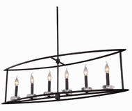Urban Classic 1494G44VB Bjorn Vintage Bronze 44  Kitchen Island Light