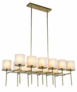 Urban Classic 1504G47BB Bradford Burnished Brass Kitchen Island Light Fixture