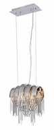 Urban Classic 1505D11C Blythe Contemporary Chrome Halogen Mini Drop Lighting Fixture