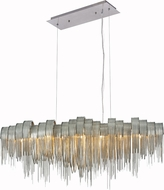 Urban Classic 1505G46C Blythe Modern Chrome Halogen Island Light Fixture