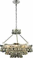Urban Classic 1509D26PN Bettina Polished Nickel 26  Pendant Light