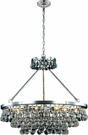 Urban Classic 1509D32PN Bettina Polished Nickel 32  Hanging Lamp