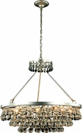 Urban Classic 1509D32SL Bettina Silver Leaf 32  Hanging Light