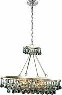 Urban Classic 1509D34PN Bettina Polished Nickel 34  Island Lighting