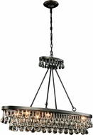 Urban Classic 1509G44BZ Bettina Bronze 44  Kitchen Island Light