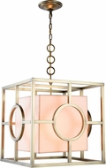 Urban Classic 1513D22BB Quatro Modern Burnished Brass 22  Hanging Pendant Light