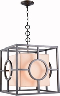 Urban Classic 1513D22BZ Quatro Contemporary Bronze 22  Pendant Hanging Light