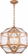 Urban Classic 1514D14GI Gordon Contemporary Golden Iron 14  Drop Lighting