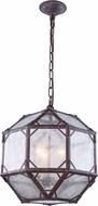 Urban Classic 1514D14SR Gordon Modern Saddle Rust 14  Ceiling Pendant Light