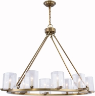 Urban Classic 1524G38BB Monterey Burnished Brass Island Light Fixture