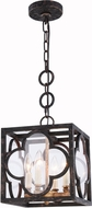 Urban Classic 1526D10ACCG Trinity Aged Copper 10  Entryway Light Fixture