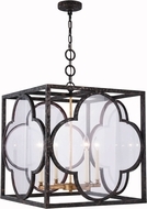 Urban Classic 1526D22ACCG Trinity Aged Copper 22 Entryway Light Fixture