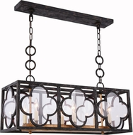 Urban Classic 1526D29ACCG Trinity Aged Copper Island Lighting