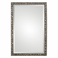Uttermost 09067 Alshon Metallic Silver Wall Mounted Mirror