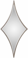 Uttermost 09125 Vesle Silver Diamond Mirror