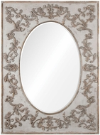 Uttermost 09132 Modena Oversized Ivory Wall Mirror