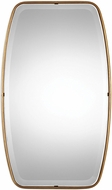 Uttermost 09145 Canillo Antiqued Gold Wall Mounted Mirror