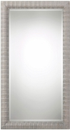 Uttermost 09171 Abenaki Ivory Gray Oversized Wall Mounted Mirror