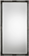 Uttermost 09243 Finnick Antiqued Silver Leaf Wall Mirror