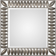 Uttermost 09266 Taavetti Forged Iron Wall Mounted Mirror