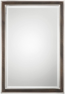 Uttermost 09288 Alexius Antique Brass Plated Wall Mounted Mirror