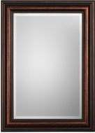 Uttermost 09292 Stuart Rubbed Bronze Wall Mounted Mirror