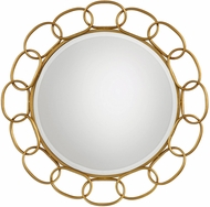Uttermost 09293 Circulus Gold Mirror