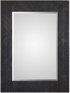 Uttermost 09294 Caprione Oxidized Dark Copper Wall Mirror