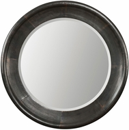 Uttermost 09295 Reglin Dark Bronze Wall Mounted Mirror