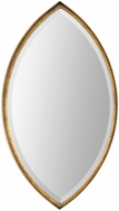 Uttermost 09300 Oculus Gold Elipse Wall Mounted Mirror