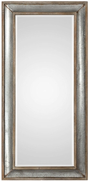 Uttermost 09314 Texoma Galvanized Tin Wall Mounted Mirror