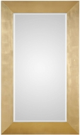 Uttermost 09324 Chaney Gold Wall Mounted Mirror