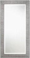 Uttermost 09326 Tulare Metallic Silver Wall Mirror